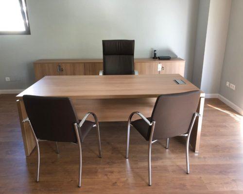 mobiliario oficina abogada